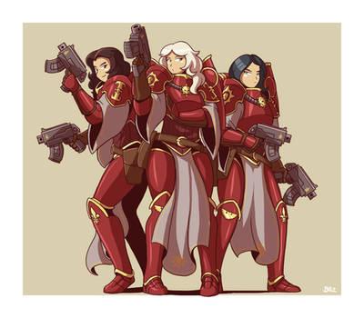 Order of Solar Vigil 3 - Emperor's Angels