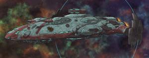 Aersht Battlecruiser