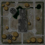 Mordheim Map 2: The Cemetary