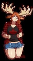 Moose Girl