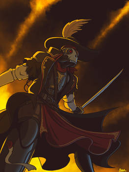 Mordecai Barbossa