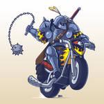 Urth: The Biker Knight