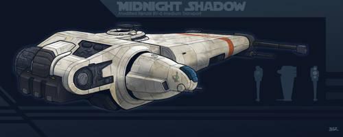 Midnight Shadow by Blazbaros
