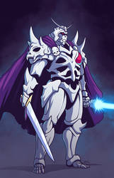 Shining Force: Kane by Blazbaros