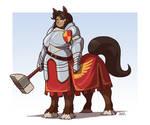 Mina the Centaur Knight