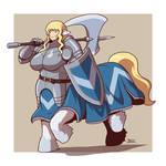 Alicia the Centaur
