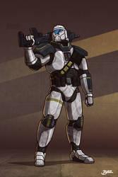 SWTOR Trooper