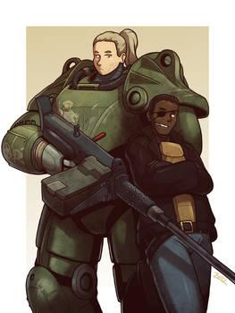 Fallout Duo