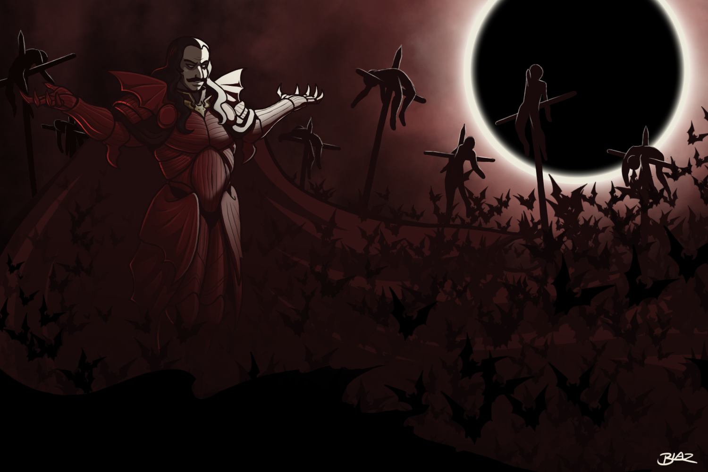 Vlad the Impaler by Blazbaros Vlad the Impaler by Blazbaros