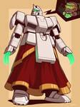 Cheesecake Gundam