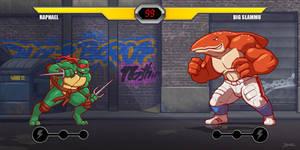 Teenage Street Ninja Shark Fighter XTREME Z: ALPHA