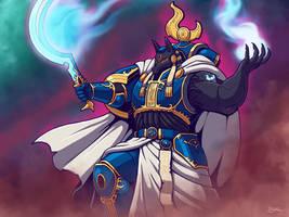 Sorcerer Setoth by Blazbaros