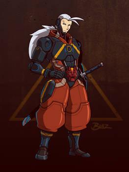 Android Samurai