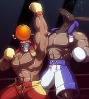 Sun Rise Punch! by Blazbaros