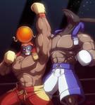 Sun Rise Punch!