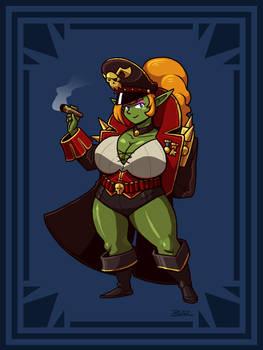 40k Goblin Girl