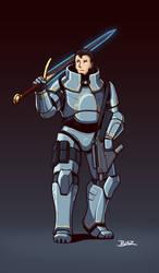 Cyberpunk Witch Hunter