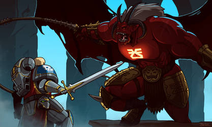 Trial of the Knights Radiant by Blazbaros