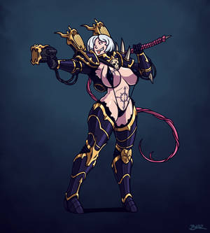 Chaos Sister of Battle