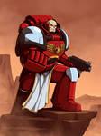 Blood Guard Tactical Marine