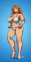 Bikini Zentradi by Blazbaros