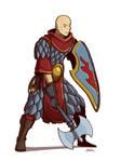 Jayden the War Cleric