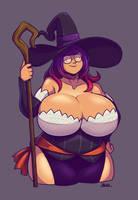 Sorceress Drusilla by Blazbaros