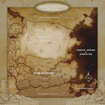 Map of the Realms that Remain