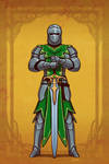 Oath of the Ancients Paladin
