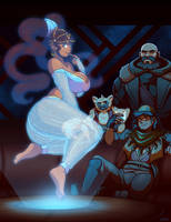 Coriolis - The Crew by Blazbaros