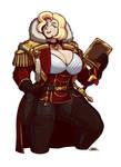 Inquisitor-Countess Natasha Volkov
