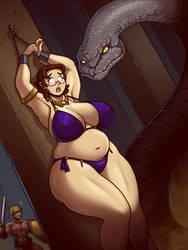 Peril of Mrs. Hardcourt by Blazbaros