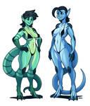 Aeva and Lizareth