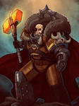 Iron Tusk Chapter Master