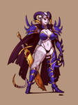 Faedra, Mother of Champions by Blazbaros