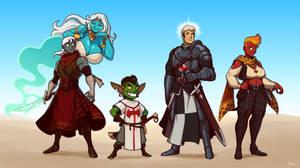 Adventurers of Agazzar