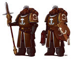 Iron Tusk Honor Guard