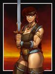 Nova - Battle Mistress