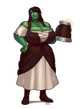 Orc Tavern Owner