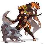 Armina and Rex