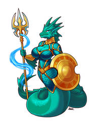 Oceania, Hero of the Levithans