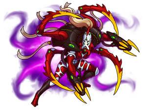 Iselith, Warpspider Phoenix Lord