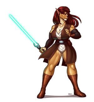 Patreon Poll: Ama Zahn, Bothan Jedi