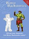 Better Backstories Poster