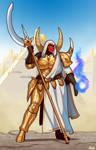 Sekhmet, Daughter of Magnus