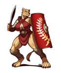 Nemea the Gladiator