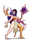 Chaos Sorceress