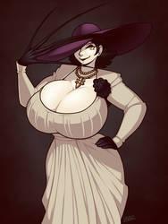RE8's Vampire Lady