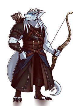 Dragonborn Archer