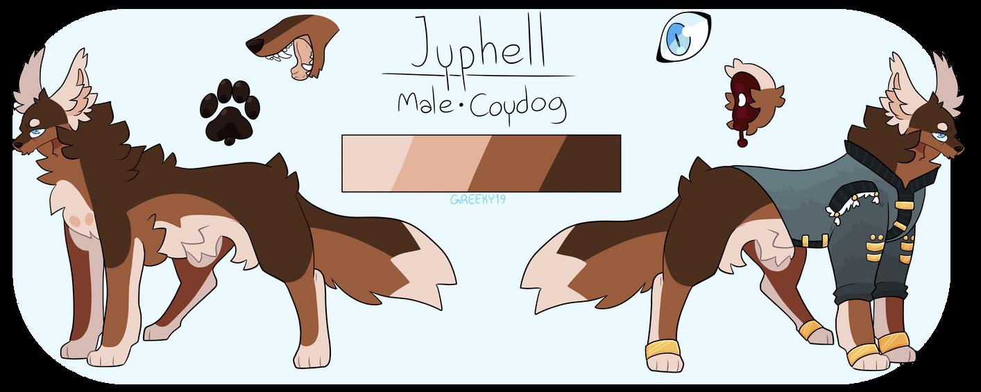 Jyphell by BootlegGreely